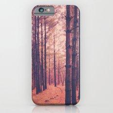 Vintage Pines Slim Case iPhone 6s