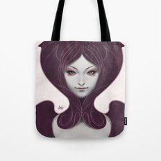 Pepper Heart Tote Bag