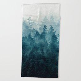 The Heart Of My Heart // So Far From Home Edit Beach Towel