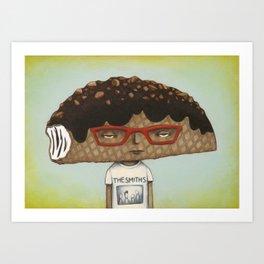 Choco Tuesdays Art Print