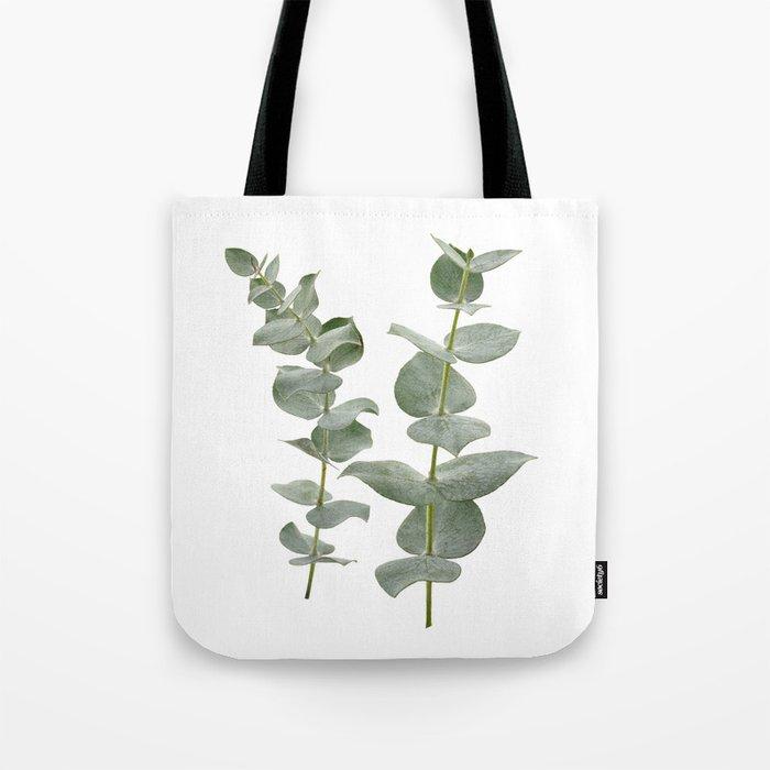 Eucalyptus Branches II Tote Bag