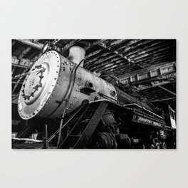 The Mighty Canvas Print