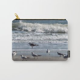 seagull play Carry-All Pouch