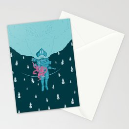The Legend of Ashitaka Stationery Cards