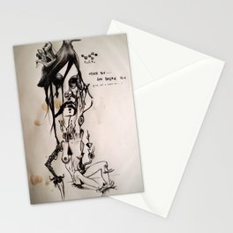 Slow-pitch Stationery Cards