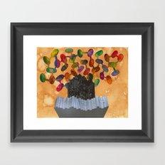 Monolito Framed Art Print