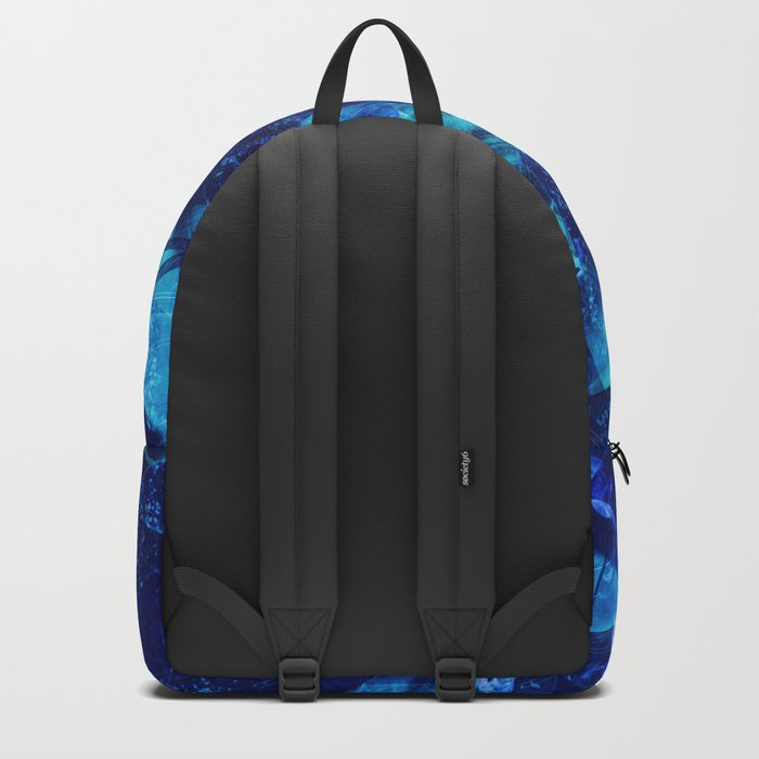 Abstract Geometric Background #23 Backpack