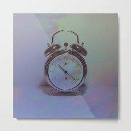Open Hour Metal Print
