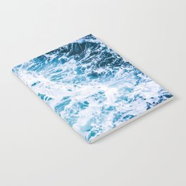 Perfect Ocean Sea Waves Notebook