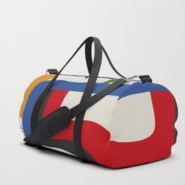 TAKE ME OUT (abstract geometric) Duffle Bag