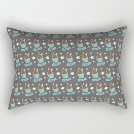 Chomp! Rectangular Pillow