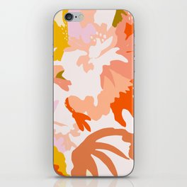 ambient flora iPhone Skin