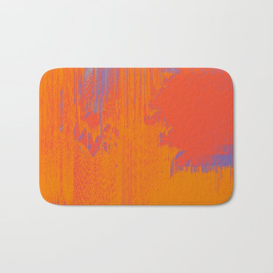 Over Cooked Bath Mat
