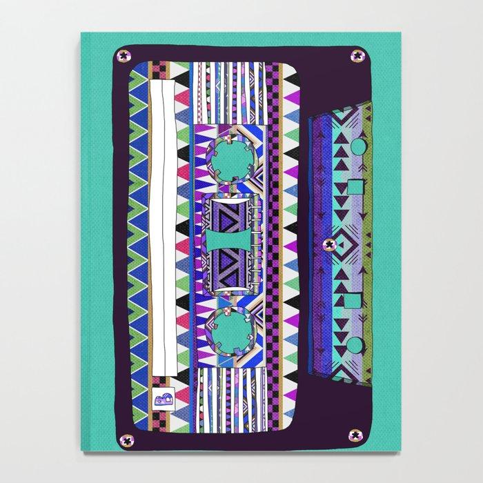Mix Tape # 10 Notebook