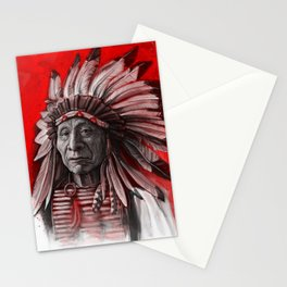 Red Cloud Stationery Cards