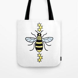 Manchester Bee for Charity Tote Bag