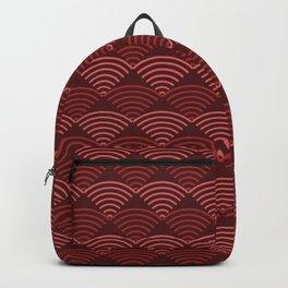Op Art 84 Backpack