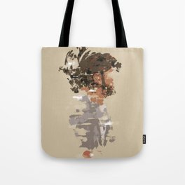 Birds in your head Tote Bag