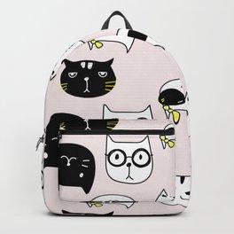 Gatos p/b Backpack