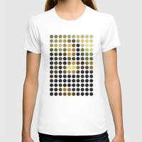 mona lisa T-shirts featuring Mona Lisa by Gary Andrew Clarke