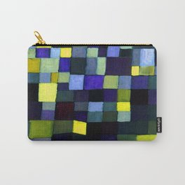 Paul Klee Architecture Carry-All Pouch