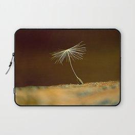 Dandelion seed  Laptop Sleeve