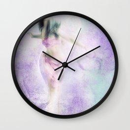 ANGEL DANCER Wall Clock