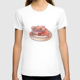 Breakfast & Brunch: Lox T-shirt