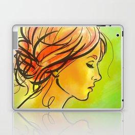 Vermilion Laptop & iPad Skin