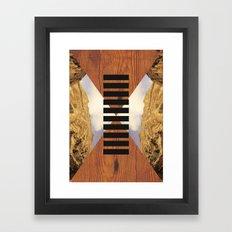 AIKO Framed Art Print