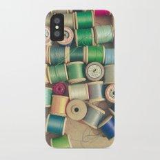 Cotton Reels Slim Case iPhone X