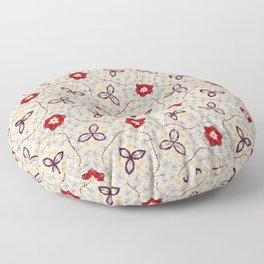Kiss Me Floor Pillow