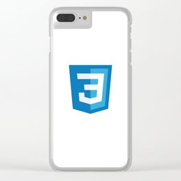 CSS3 Clear iPhone Case