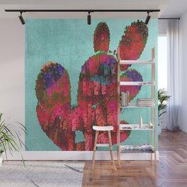 prickly pinata 2 Wall Mural