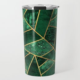 Deep Emerald Travel Mug