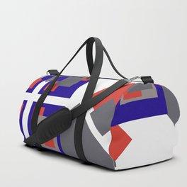 Grafik Rectangles III Duffle Bag
