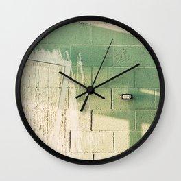 Socket Salton Sea Wall Clock