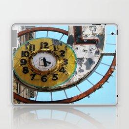 Hotel Clock Laptop & iPad Skin