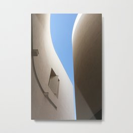 Richard Meier Metal Print