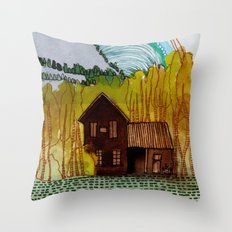 Landscapes / Nr. 3 Throw Pillow