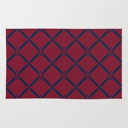 Diamond Drop Rug