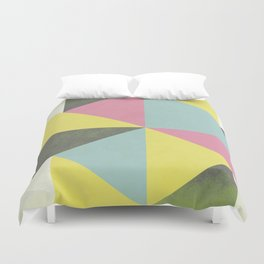 What's Your Angle Duvet Cover