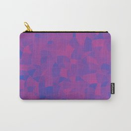 Geometric Shapes Fragments Pattern 2 pb3 Carry-All Pouch
