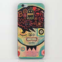 chinese iPhone & iPod Skins featuring Chinese ghost story by Exit Man