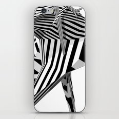 'Untitled #04' iPhone & iPod Skin