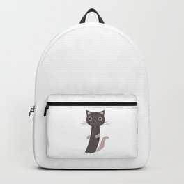 Just another cat Backpack