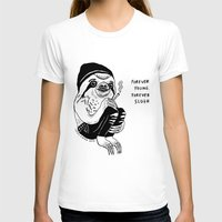 forever young T-shirts featuring FOREVER YOUNG by Shaltmira