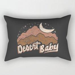 DESERT BABY Rectangular Pillow