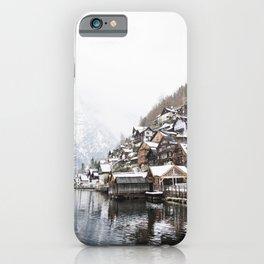 Hallstatt,Austria iPhone Case