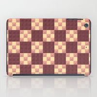 quilt iPad Cases featuring Quilt by Lyle Hatch